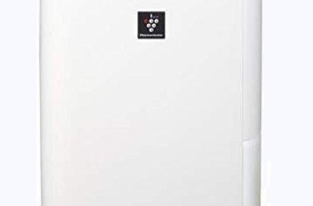 シャープ加湿器HV-H55-WとHV-H75-Wの口コミ評判!違いや電気代は?