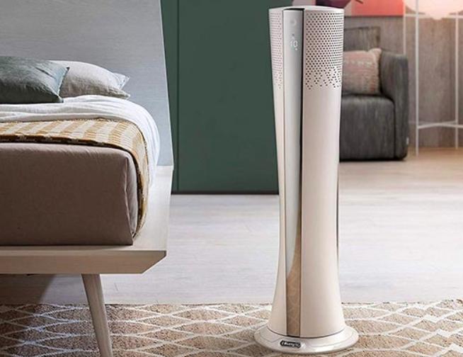 デロンギ空気清浄機能付ファン 口コミ